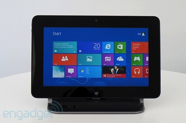 DNP Dell Latitude 10 review an Atompowered hybrid with great battery life