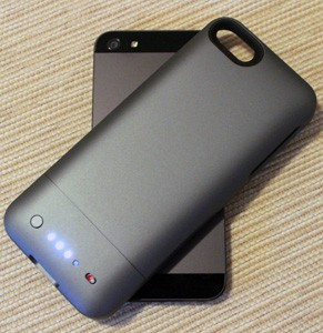 IRL Scanner Pro, Mophie Juice Pack Helium and the Native Union Pop Phone