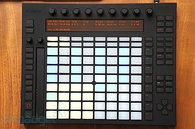 Ableton Push review