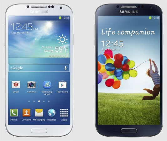 Samsung Galaxy S 4 officially announced