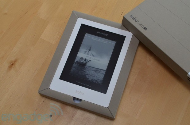 Kobo unveils limited edition Aura HD 68 inch HD screen for $169 April 25th