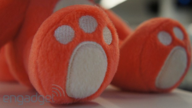 Firefox GFox Plush Edition handson