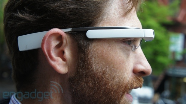 DNP Google Glass review Explorer Edition
