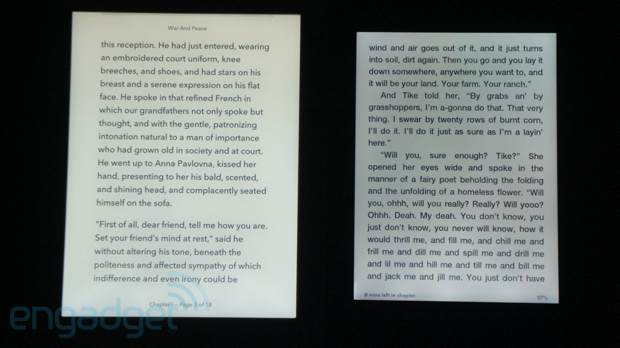 DNP Kobo Aura HD review a highend ereader with 'niche' written all over it