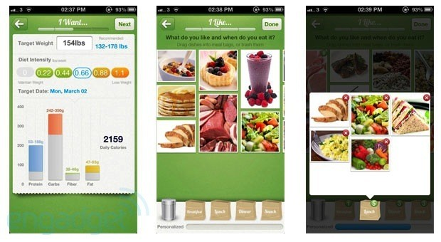 Nutrino is a virtual nutritionist for iOS, we go handson