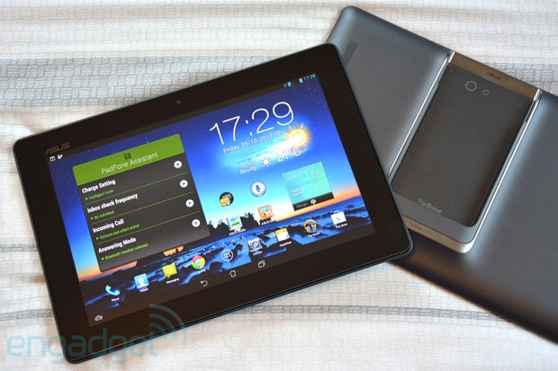 ASUS PadFone Infinity review the convertible phone goes full HD and beyond