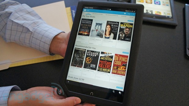 Google Play comes to Barnes & Noble's Nook HD and HD