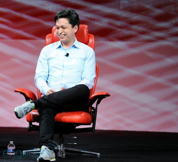 Pinterest CEO Ben Silbermann consumers will soon expect every service on every platform, mobile included