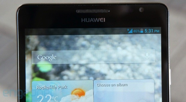 Huawei Ascend Mate review a supersized phone with supreme battery life
