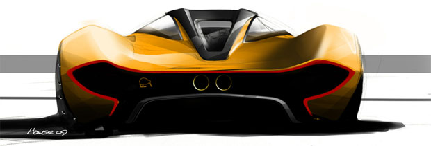 DNP Making 'the best driver's car in the world', taking a closer look at McLaren's P1 hypercar