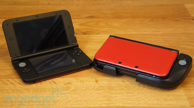DNP Nintendo 3DS Circle Pad Pro review just like the original, but bigger