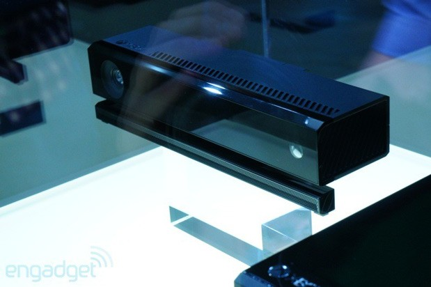 Handson with prototypes of the Xbox One and new Kinect sensor