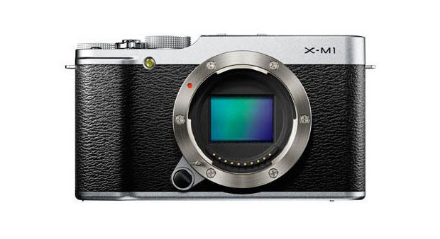Fujifilm's XM1 interchangeable camera leaks out, doesn't mess with retro success