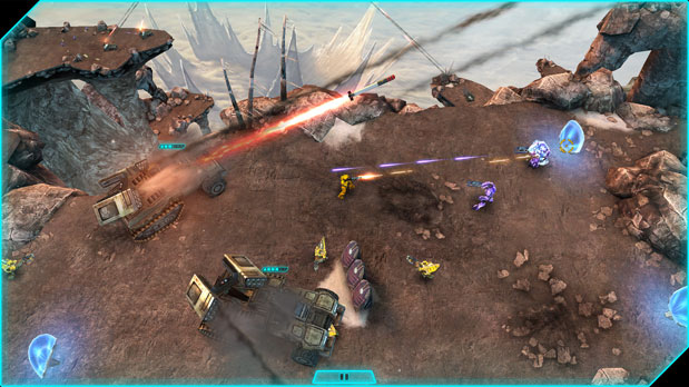 Halo Spartan Assault announced for Windows Phone and Windows 8, we go handson