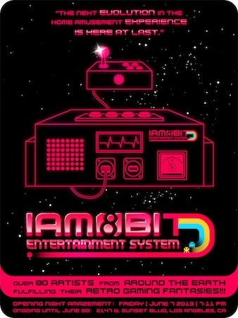 iam8bit Entertainment System to debut at E3