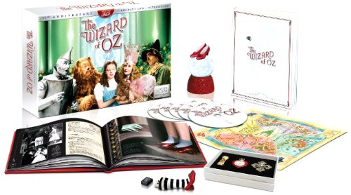 The Wizard of Oz celebrates 75th Anniversary this fall with IMAX, Bluray 3D releases