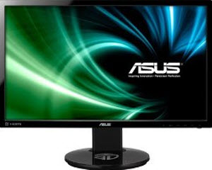 ASUS 24-inch LED Monitor