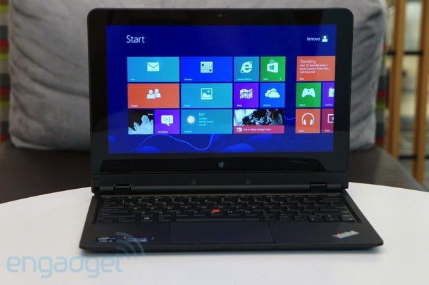 DNP Lenovo ThinkPad Helix review