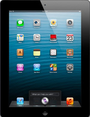 iPad 4th-gen