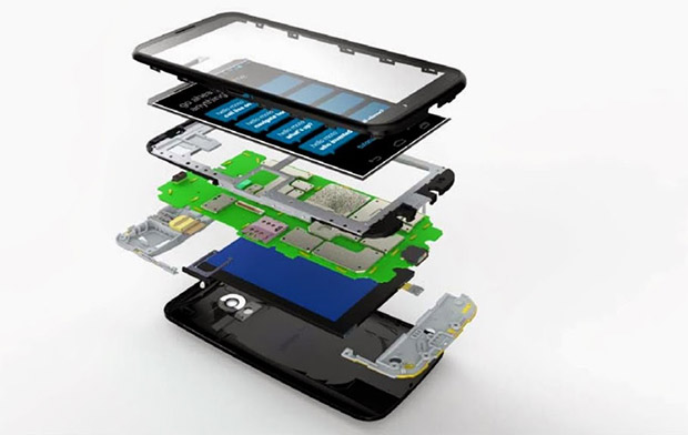 Moto X reportedly comes with Magic Glass, laminated aluminum structure
