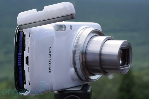 DNP Samsung Galaxy S4 Zoom review the crowning achievement of Androidpowered mediocrity
