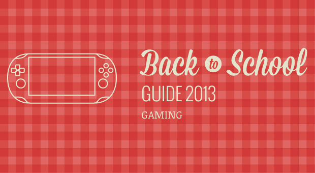 Engadget's back to school guide 2013: gaming
