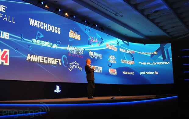 Sony at Gamescom 2013 the story so far
