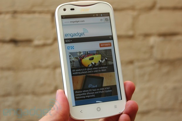 DNP Acer Liquid E2 review