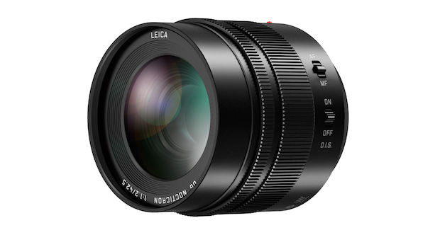 Panasonic unveils 16MP Lumix GX7 Micro Four Thirds camera, 45mm f12 Leica Nocticron lens