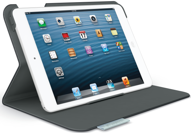 DNP Logitech announces Folio and Folio keyboard for iPad mini