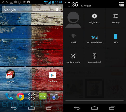 Moto X review a marriage of mobile convenience