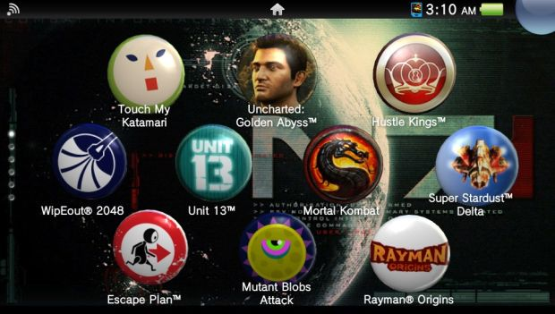 DNP PS Vita firmware 26 adds enhanced save management, spruced up UI