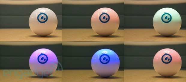 DNP Sphero 20 rolls out, is 'slightly slower than a Lamborghini' video