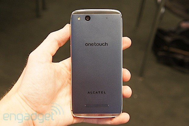 Alcatel OneTouch Idol Alpha handson