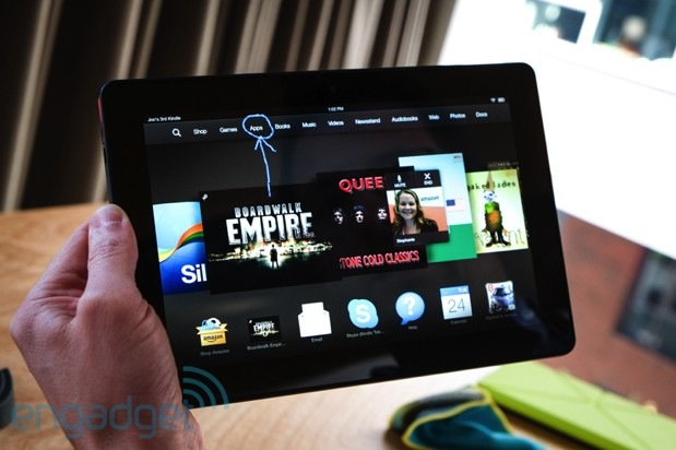 Amazon debuts Kindle Fire HDX 7 and 89inch tablets, we go handson