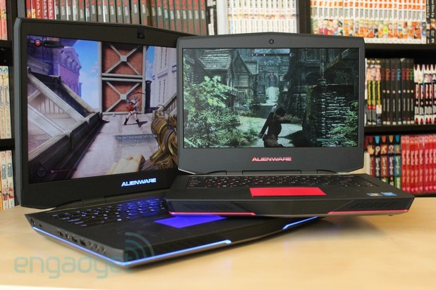 Alienware 14 and 17 review: Dell's new gaming laptops are