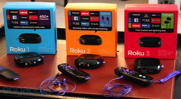Rokus new product line its as simple as 1, 2, 3 handson