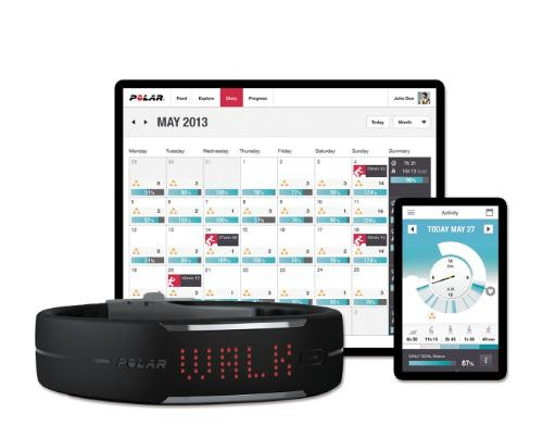 Polar Loop tracks activity, excercise and sleep alongside an iPhone app for $109