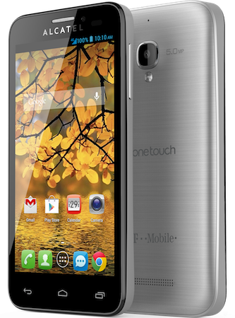 Alcatel One Touch Evolve and Fierce coming to T-Mobile ...