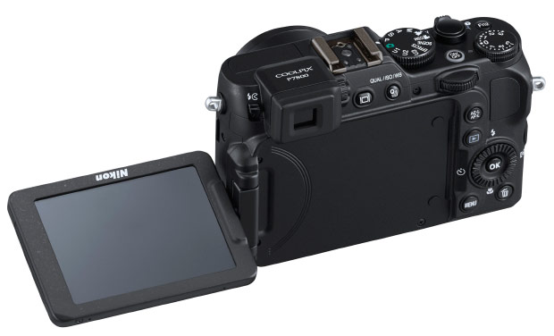 Nikon focuses on prosumers with fullfunction Coolpix P7800 pointandshoot