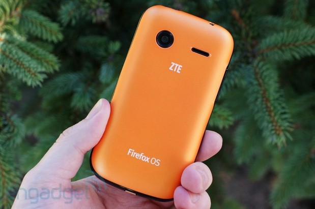 ZTE Open review a rough start for Firefox OS