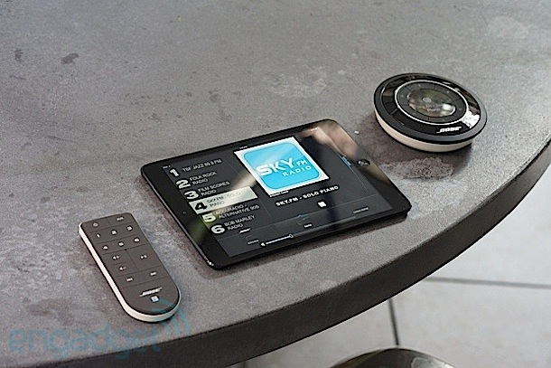 DNP Bose intros SoundTouch WiFi music systems, rollout begins today video