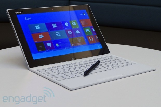 Sony VAIO Tap 11 review meet Sony's answer to the Surface Pro