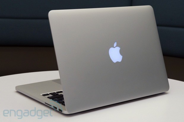 DNP MacBook Pro with Retina display review 13inch, 2013