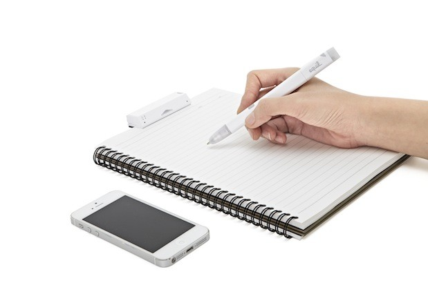 A smartpen to rival Livescribe the $150 Equil JOT that lets you use any paper