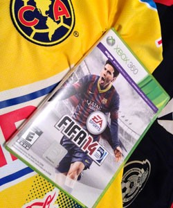 IRL FIFA 14 for Xbox 360