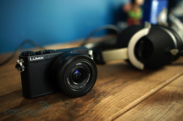 Panasonic's Lumix GM1 looks classy, adds WiFi and NFC to your 16megapixel shots