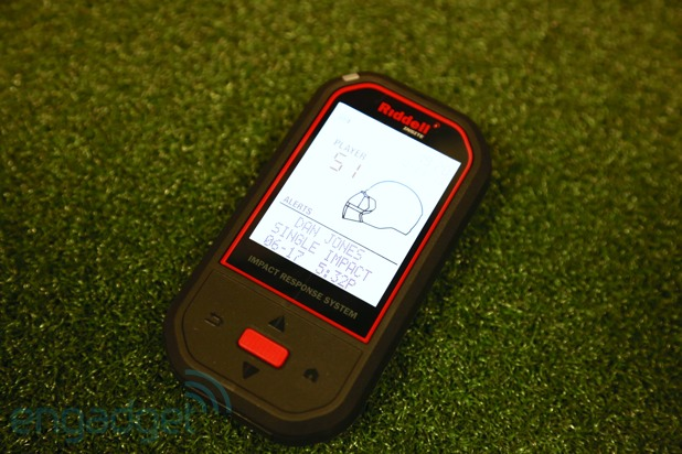 Football concussions can be heavily minimized, if Riddell's InSite system goes into play