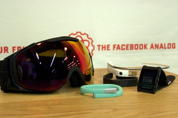 Facebook likes wearable technology, but the tech's not ready to like back