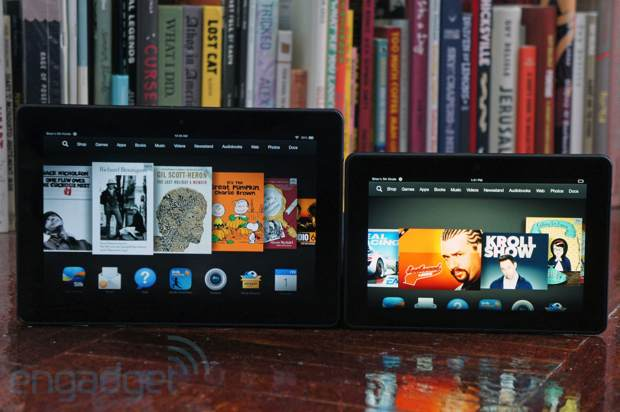 DNP Amazon Kindle HDX 89 review